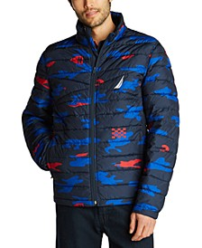 Men's Tempashere Insulated Printed Jacket