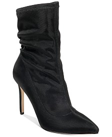 Jewel Badgley Mischa Ronnie Evening Booties