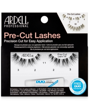 Pre-Cut Lashes