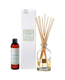 Aromatique Harvest Cotton Ginseng Reed Diffuser Set