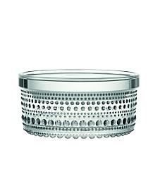 Iittala Kastehelmi Small Clear Jar