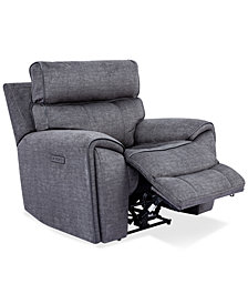 "Hutchenson 43"" Fabric Power Recliner"
