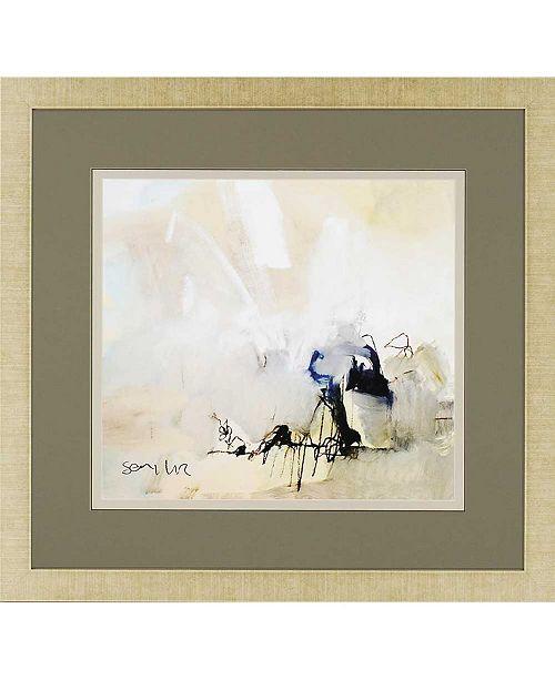 """Paragon Overjoyed III Framed Wall Art, 33"""" x 35"""""""