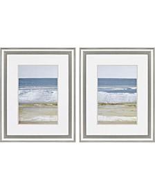 """Spindrift Framed Wall Art Set of 2, 29"""" x 23"""""""