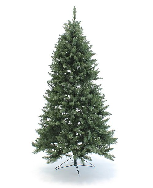 Perfect Holiday Pre-Lit Christmas Tree with Warm White LED Lights Collection