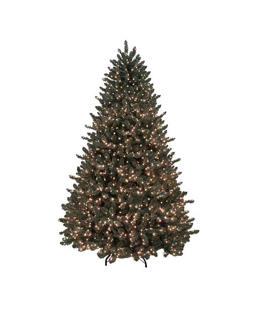 Northlight 7.5' Pre-Lit Grande Spruce Artificial Christmas Tree - Dual Color LED Lights