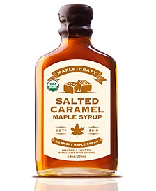 Salted Caramel Vermont Maple Syrup Organic