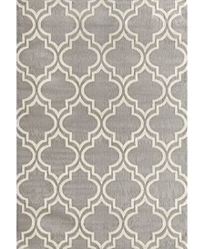 "Haven Hav9101 Gray 7'6"" x 9'5"" Area Rug"