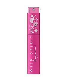 Wild Spirit Rosy Glow Eau De Parfum Atomizer Set, .33 Oz