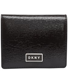 Gigi Leather Flat Wallet, Created for Macy's
