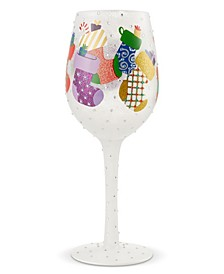 Lolita Wine Glass Stockings