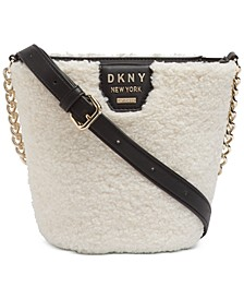 Shane Sherpa Bucket Bag, Created For Macy's