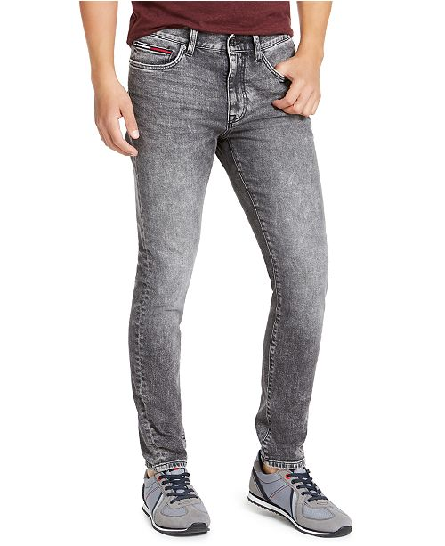 Tommy Hilfiger Men's Skinny Andy Jeans