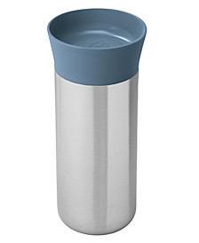 Leo Collection 11.2-Oz. Stainless Steel Thermal Mug
