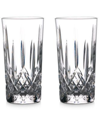 Gin Journeys Lismore Hiball Glass Pair