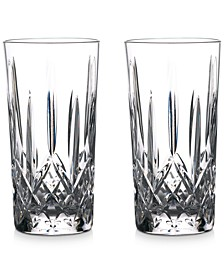 Gin Journeys Lismore Hiball Glass Pair