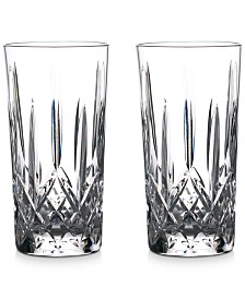 Waterford Gin Journeys Lismore Hiball Glass Pair