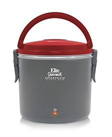 33oz. Warmables Lunch Box Electric Food Warmer with Stainless Steel Pot