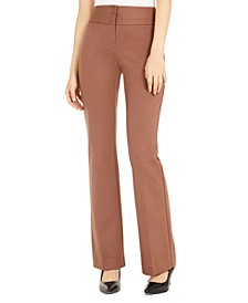 Snap-Waist Trousers, Created for Macy's