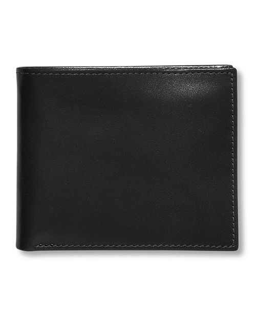 edddec67e3 ... Perry Ellis Portfolio Men s Premium Leather Sutton Bifold Wallet ...