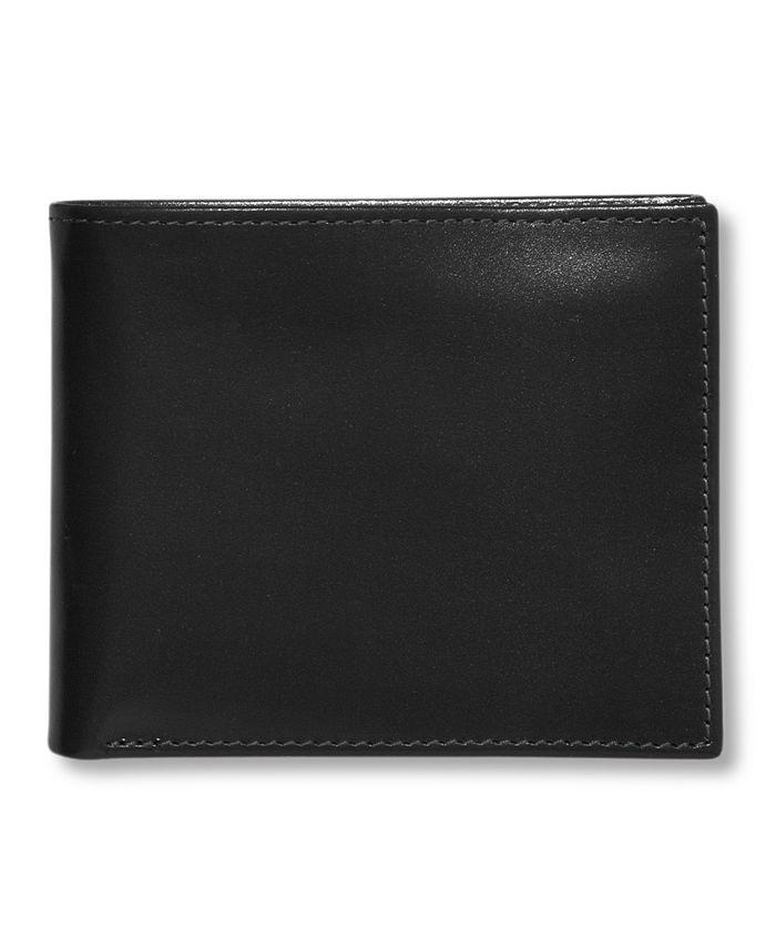 Perry Ellis Portfolio - Premium Italian Leather Sutton Passcase Wallet
