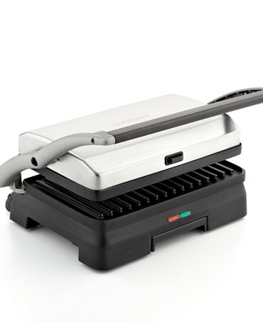 Cuisinart gr 11 griddler and panini press electrics - Cuisinart griddler grill panini press ...