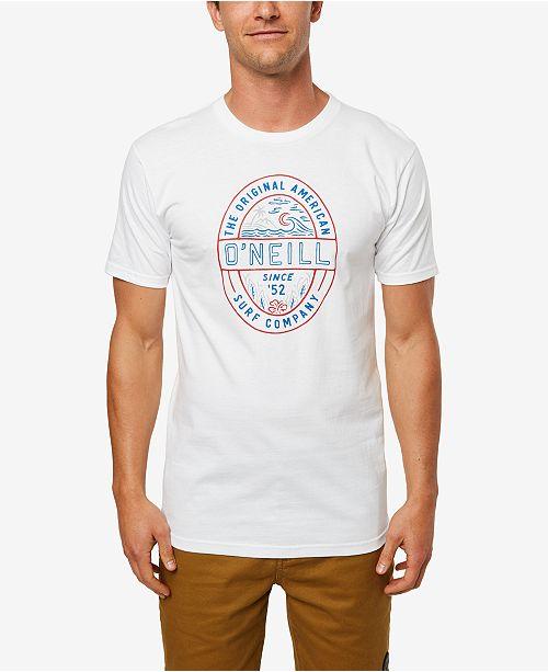 O'Neill Men's Craft Short Sleeve Tee