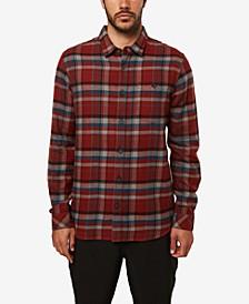 Men's Redmond Flannel Long Sleeve Woven