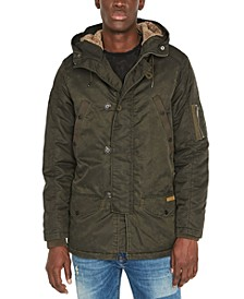 Men's Jopun Hooded Jacket