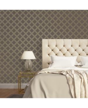 Inspire Me! Home Decor for Tempaper Layered Love Self-Adhesive Wallpaper