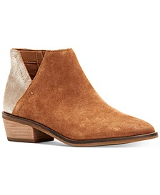 Women's Caden Leather Booties
