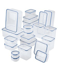 Easy Essentials 42-Pc. Food Storage Container Set