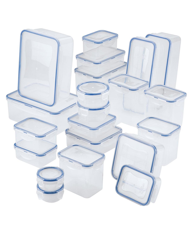 Easy Essentials 42-Pc. Food Storage Container Set