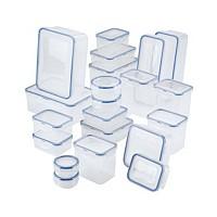Deals on Lock N Lock Easy Essentials 42-Pc. Food Storage Container Set