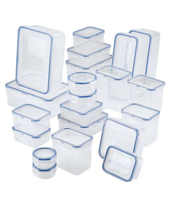 Lock n Lock Easy Essentials 42-Pc. Food Storage Container Set