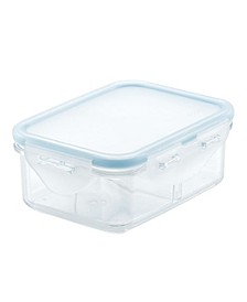 Purely Better 12-Oz. Rectangular Food Storage Container with Divider