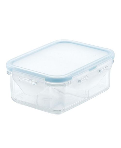 Lock n Lock Purely Better 12-Oz. Rectangular Food Storage Container with Divider
