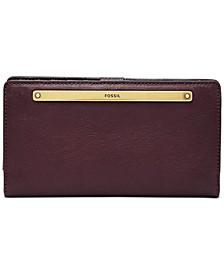Liza Bi-Fold Leather Wallet