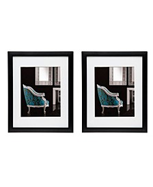 "Black 11"" x 14 Frame - Set of 2"