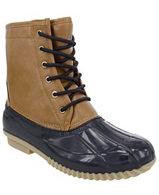 Women's Skylar Duck Boots