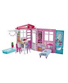 Mattel Doll, House, Furniture and Accessories