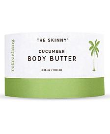 Tasalli Whipped Body Butter - Fresh Cucumber