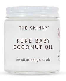 Pure Baby Coconut Oil, 4oz
