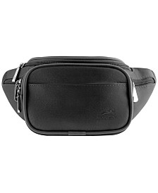 Mancini Colombian Collection Classic Waist Bag