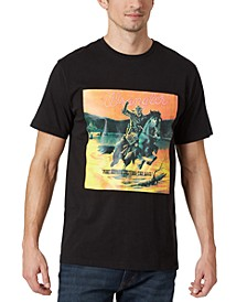 Men's Vintage Style Pony Express Graphic T-Shirt