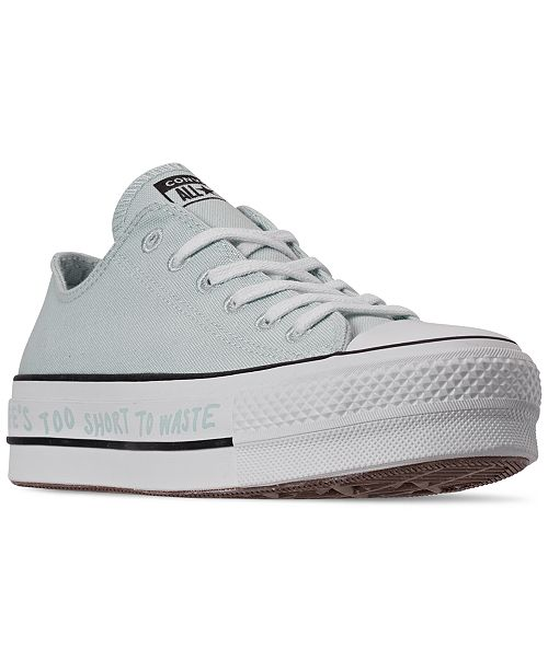 Converse Women's Chuck Taylor All Star Lift Low Top Casual