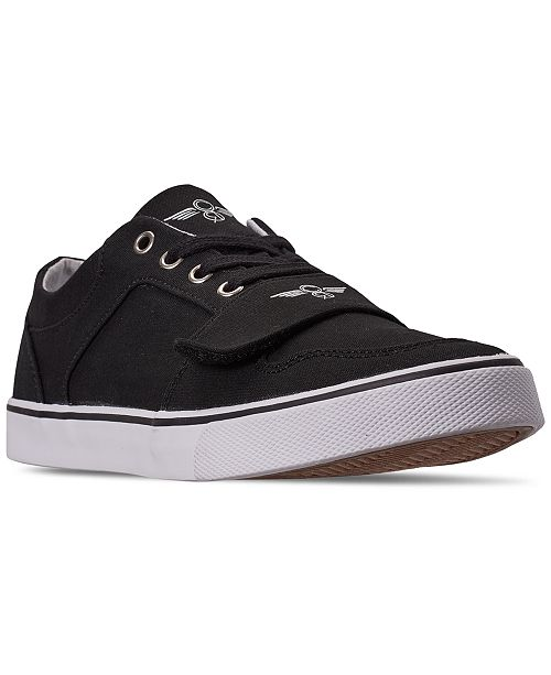 Creative Recreation Men's Cesario Canvas Low Top Casual Sneakers from Finish Line