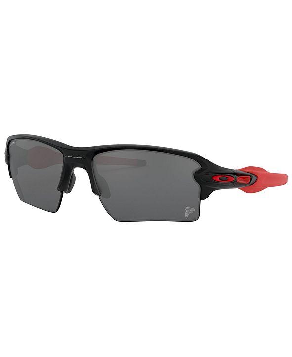 Oakley NFL Collection Sunglasses, Atlanta Falcons OO9188 59 FLAK 2.0 XL