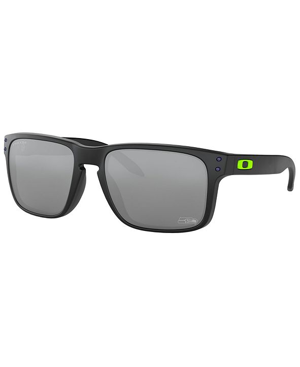 Oakley NFL Collection Sunglasses, Seattle Seahawks OO9102 55 HOLBROOK