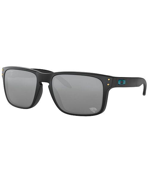 Oakley NFL Collection Sunglasses, Jacksonville Jaguars OO9102 55 HOLBROOK